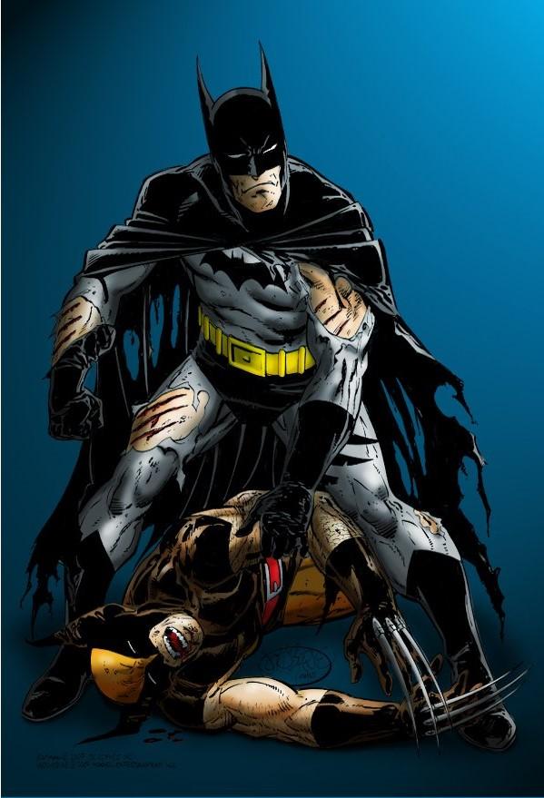 Batman.Wolverine