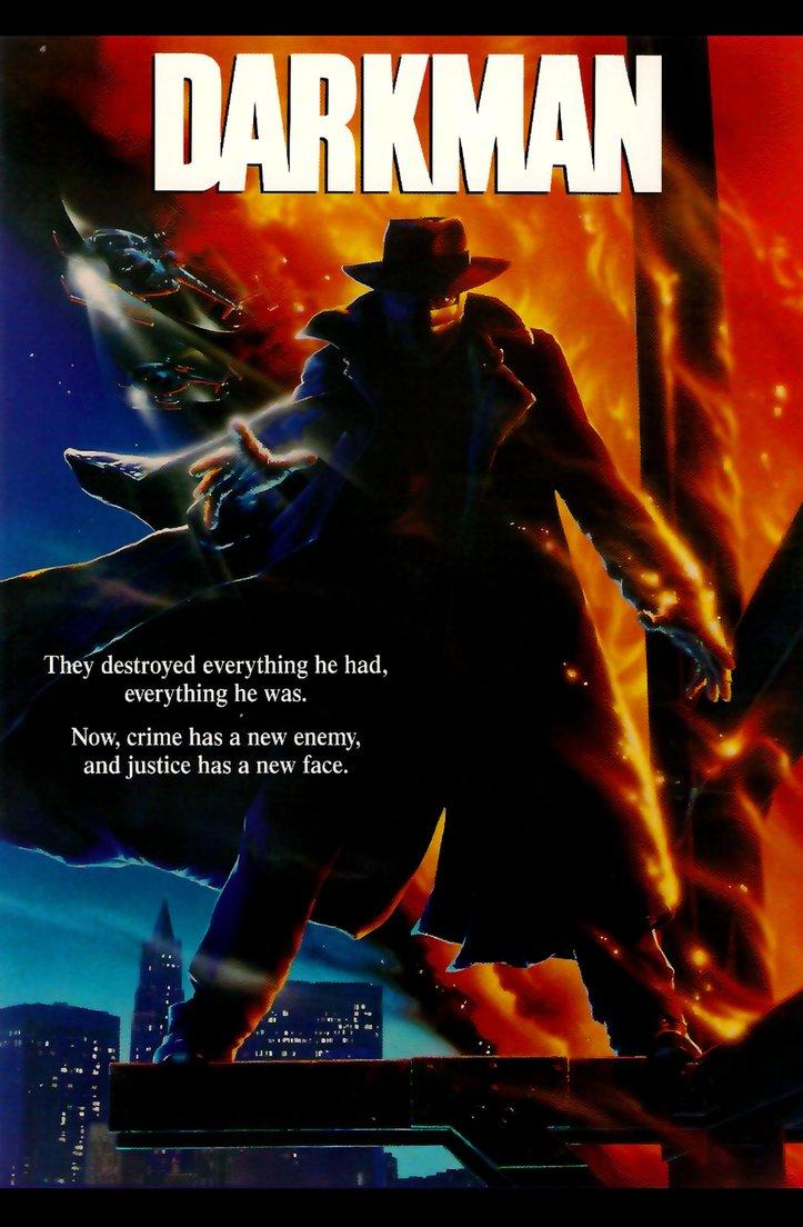 Darkman-1990-Poster