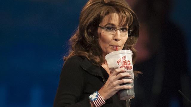 Palin big gulp