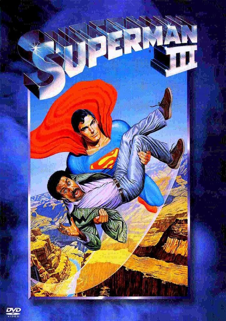SUPERMAN III FRONT DVD