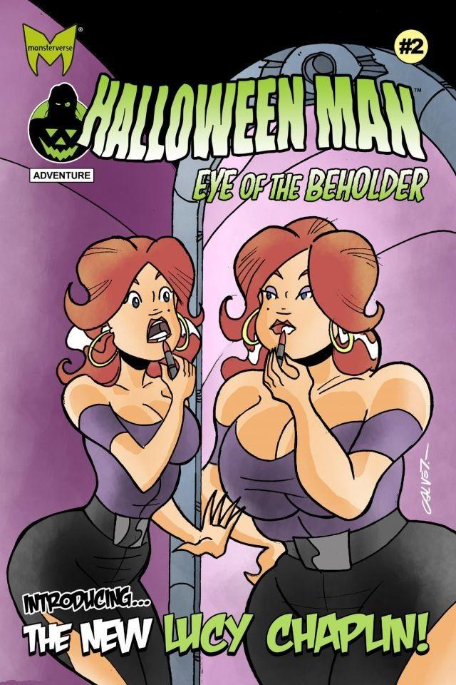 halloween man 2