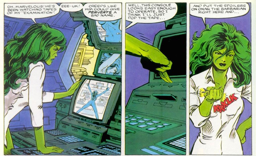 Consider, that she hulk boy nude apologise