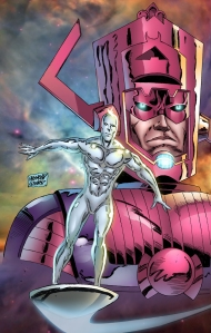 silver surfer and galactus altsm