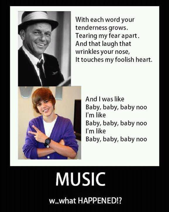 music-then-and-now