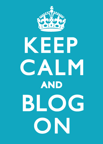 keep-calm-and-blog-on