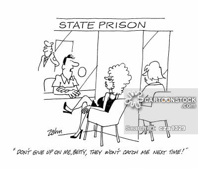 State Prison - 'Don't give up on me Betty, they won't catch me next time.'
