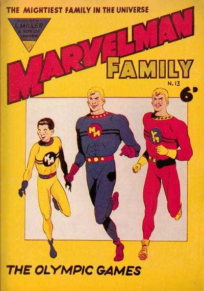 MarvelManFamily