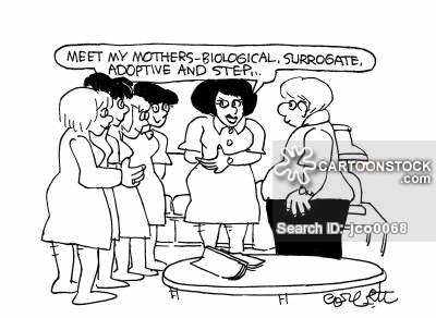 'Meet my mothers: biological, surrogate, adoptive and step...'