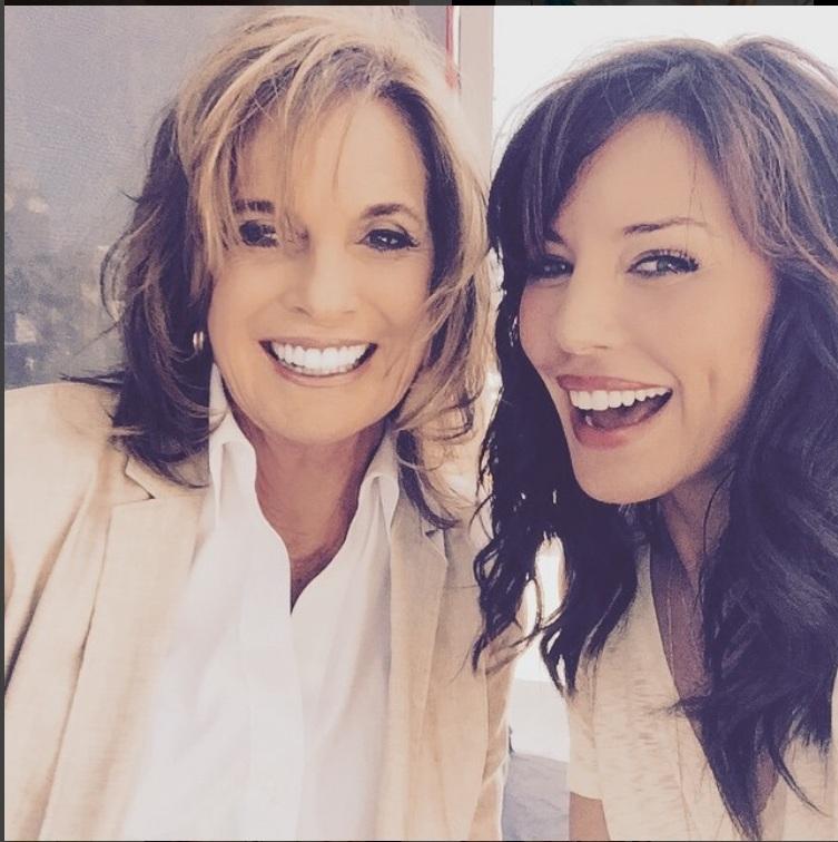 Krista and Linda