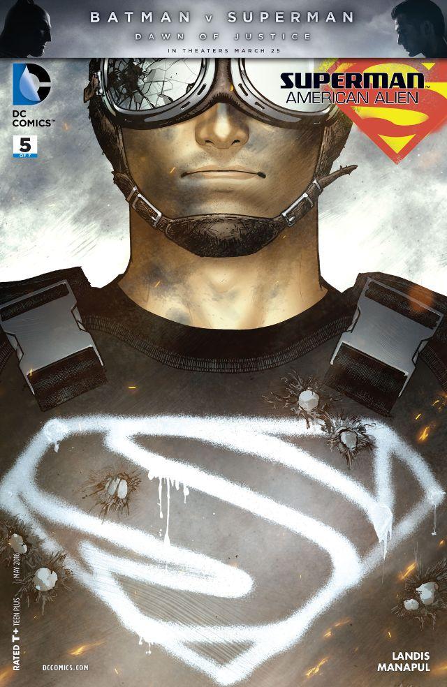 superman aa 5